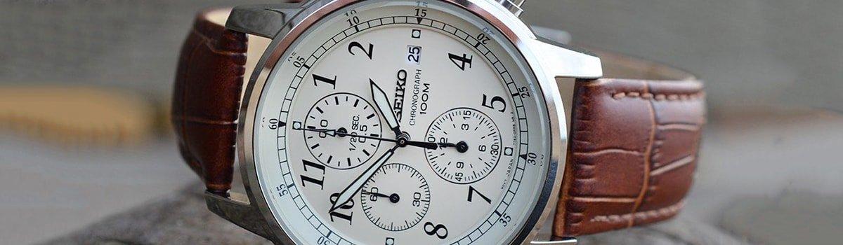 Zegarki Seiko Chronograph