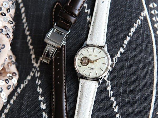 Eleganckie zegarki Seiko dla stylowych kobiet