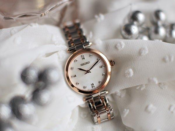 Wyjątkowa sztuka zdobienia zegarków Seiko damskich