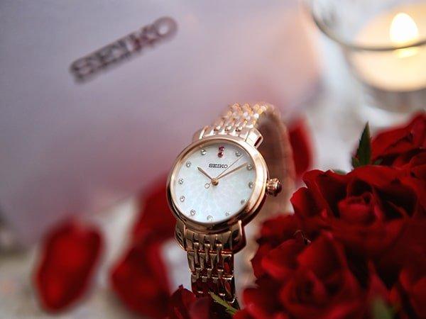 Klasyczne zegarki Seiko dla eleganckich kobiet