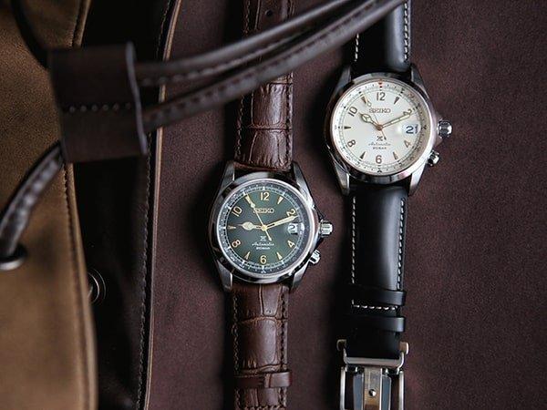 Eleganckie zegarki Seiko męskie