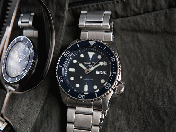 Dlaczego warto postawić na męski zegarek Seiko?