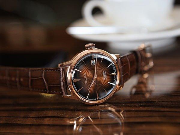 Klasyczny zegarek Seiko męski