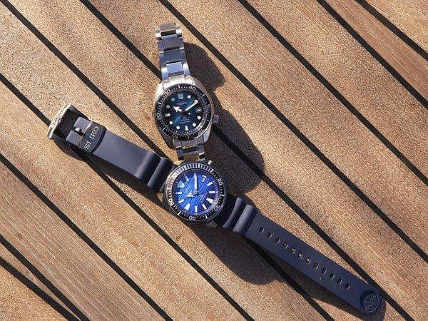 Zegarki męskie Seiko do nurkowania