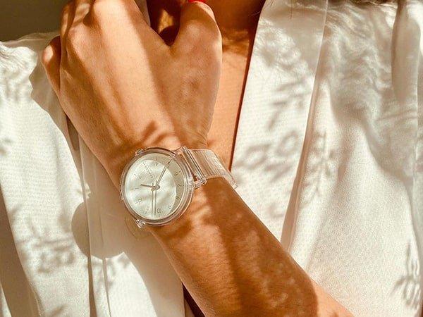 Minimalistyczne piękno zegarków Skagen damskich