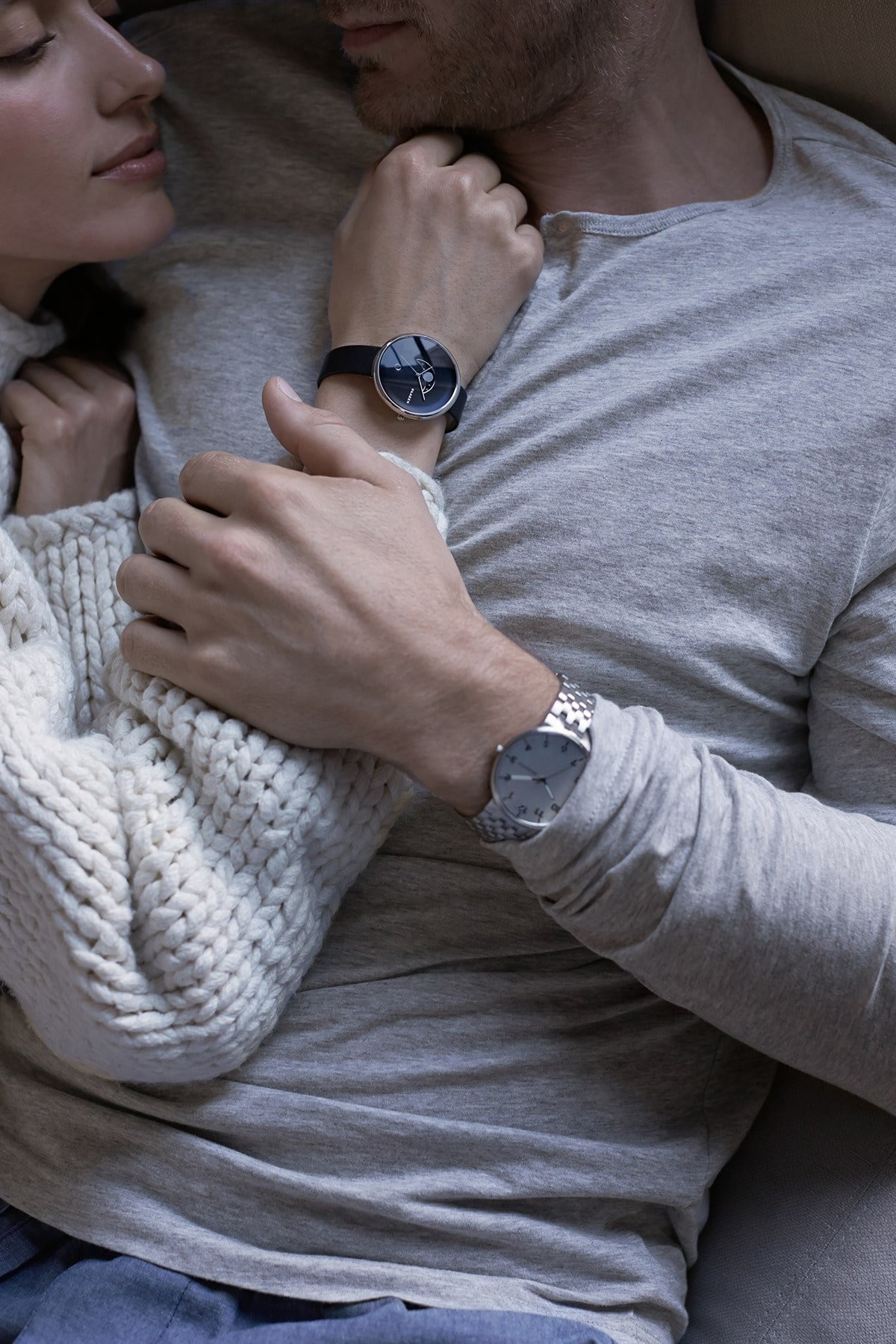 Harmonijne zegarki Skagen