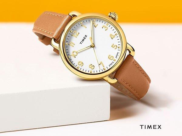 Zegarki Timex damskie - styl dla wymagających
