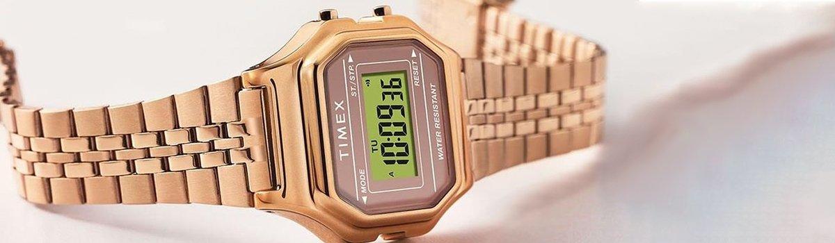 Zegarki Timex Digital Mini