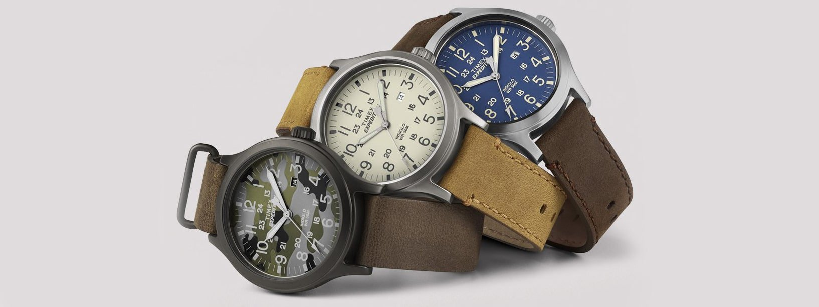 Timex expedition scout - outdoorowe