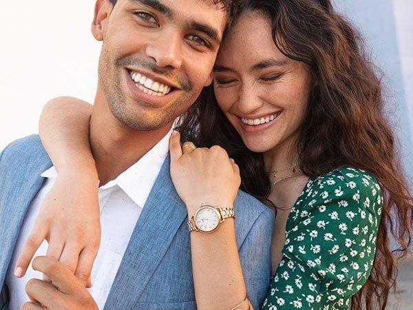 Zegarki Timex na bransolecie