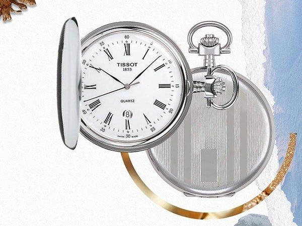 Szwajcarski zegarek Tissot Lepine w stylu retro