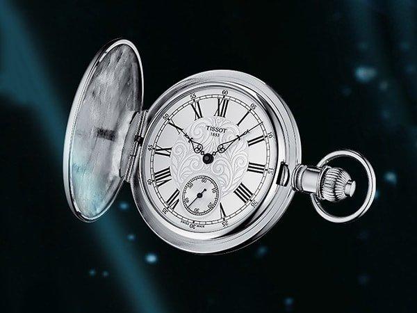 Luksusowy zegarek Tissot z dewizją