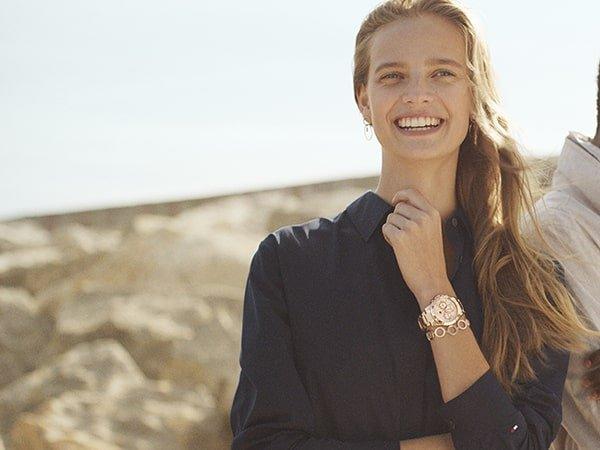 Zegarki Tommy Hilfiger dla stylowych kobiet