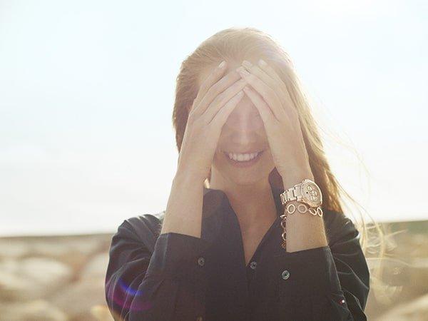 Amerykański szyk zegarków damskich Tommy Hilfiger