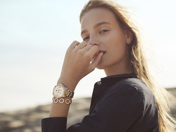 Wykonanie zegarków damskich Tommy Hilfiger