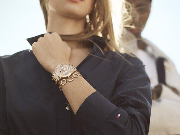 Zegarki damskie Tommy Hilfiger — pokaż swój styl!