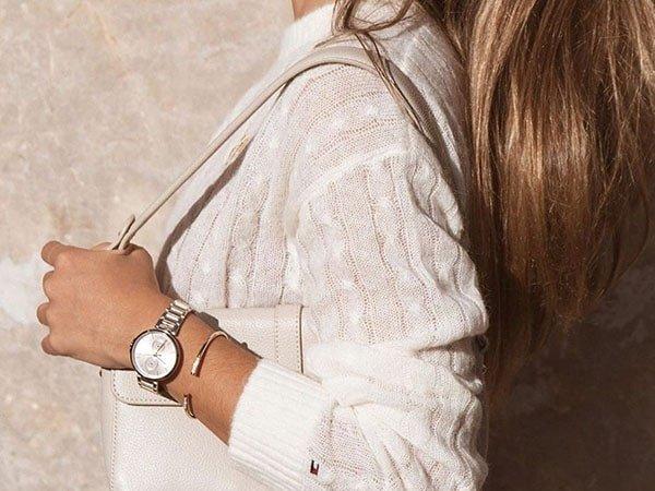 Który zegarek Tommy Hilfiger na bransolecie wybrać?
