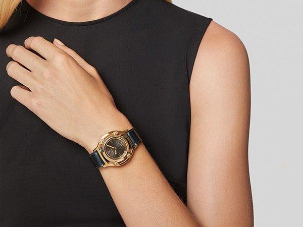 Męskie zegarki Versace - luksusowy styl zarezerwowany nie tylko dla kobiet
