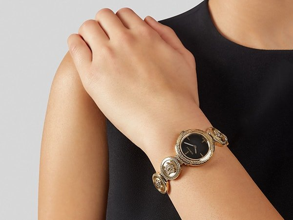 Stylowe zegarki Versace dla każdego