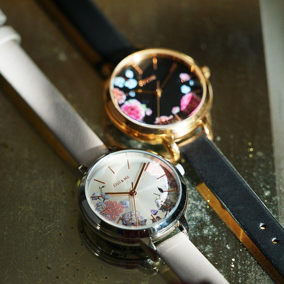 Inspirowane naturą zegarki Oui&Me