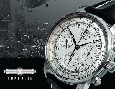 5 najciekawszych zegarków Zeppelin