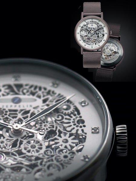 Damskie zegarki Zeppelin - dla eleganckich i stylowych kobiet