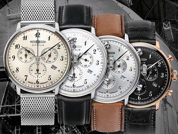 Kolekcja zegarków Zeppelin LZ129 Hindenburg