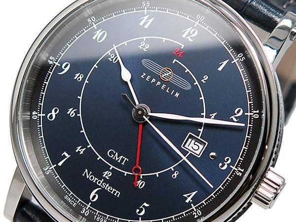 Elegancki Zegarek Zeppelin Nordstern dla każdego miłośnika zegarków