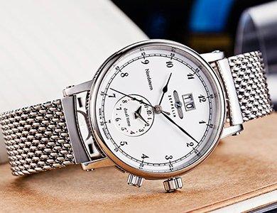 Zegarki Zeppelin Nordstern - z inspiracji podniebnymi lotami