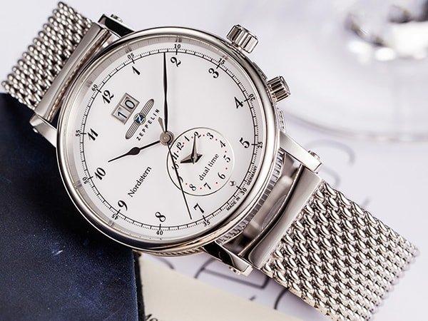 Zegarek Zeppelin Nordstern z eleganckim designem