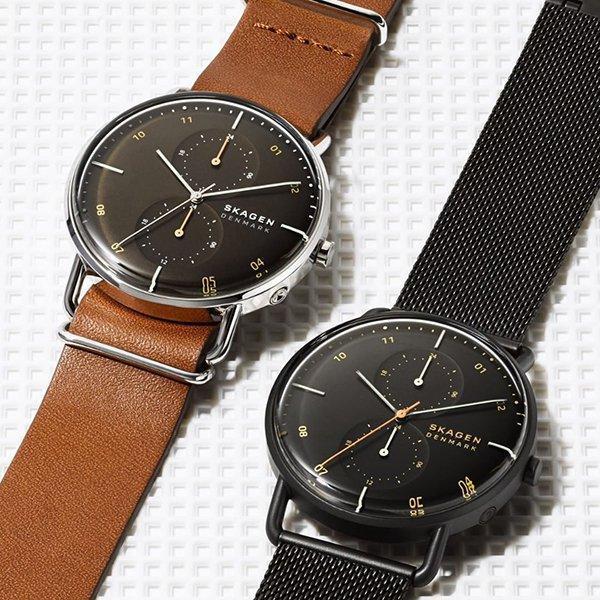 zegarki skagen i minimalistycznosc