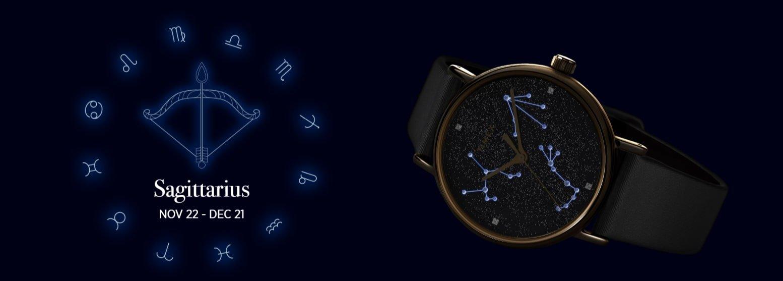 Kolekcja zegarków Timex inspirowana układem gwiazd.