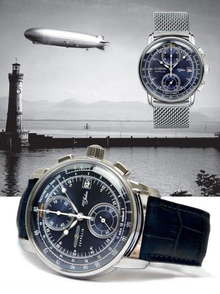 Niemieckie zegarki Zeppelin - dla kogo?