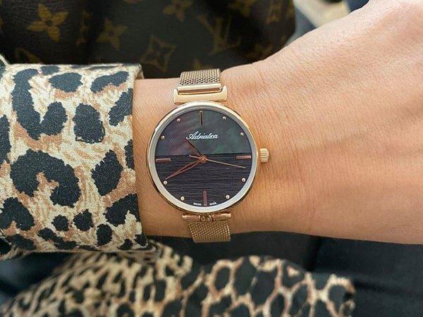adriatica jako szwajcarska sztuka zegarmistrzostwa