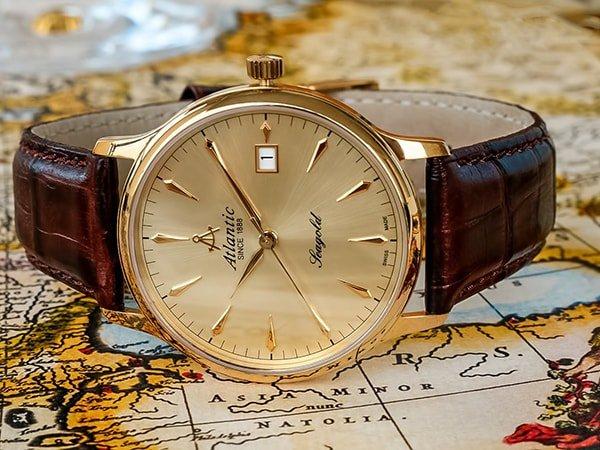 Złote zegarki szwajcarskie - ponadczasowy styl i nieskazitelna jakość na każdą okazję
