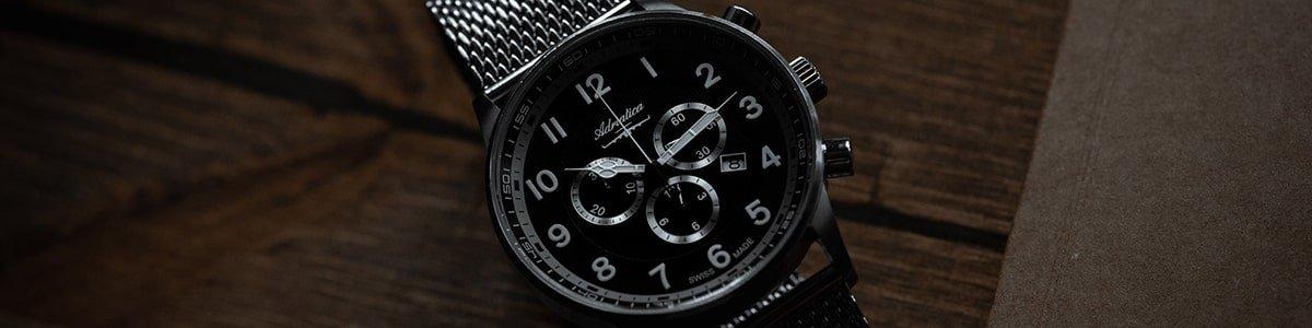 doskonała jakość zegarków Adriatica