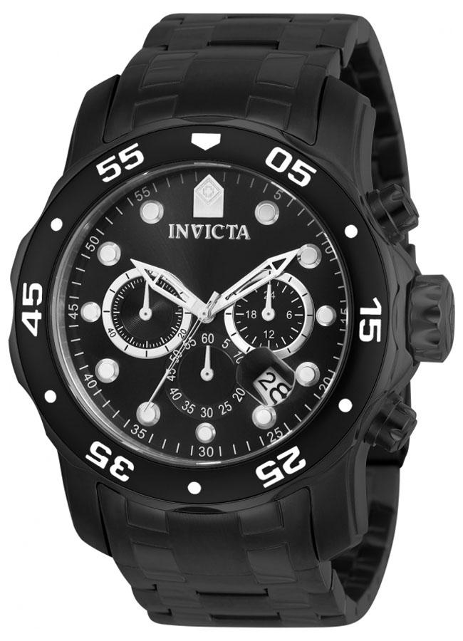 Invicta 0076 - zegarek męski