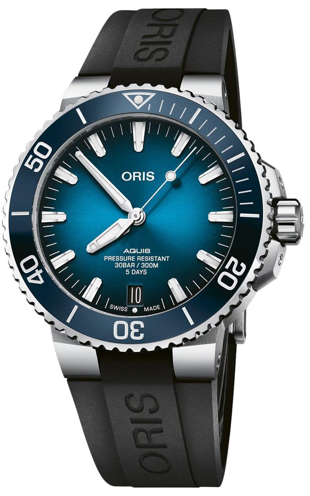 Oris 01 400 7763 4135-07 4 24 74EB - zegarek męski