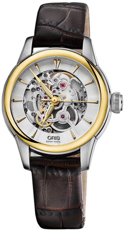 Oris 01 560 7687 4351-07 5 14 70FC - zegarek damski