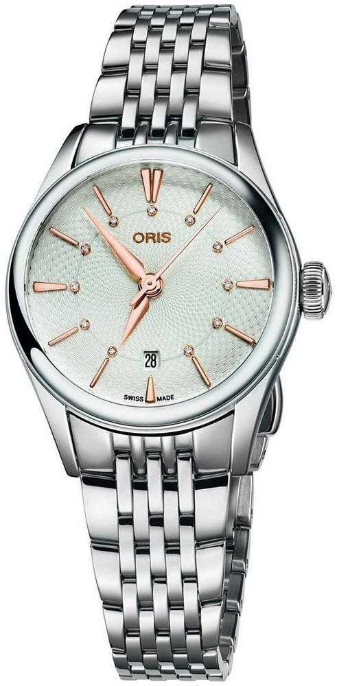 Oris 01 561 7722 4031-07 8 14 79 - zegarek damski