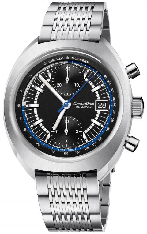 Oris 01 673 7739 4084-SET MB - zegarek męski