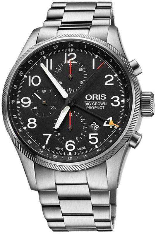 Oris 01 677 7699 4164-07 8 22 19 - zegarek męski