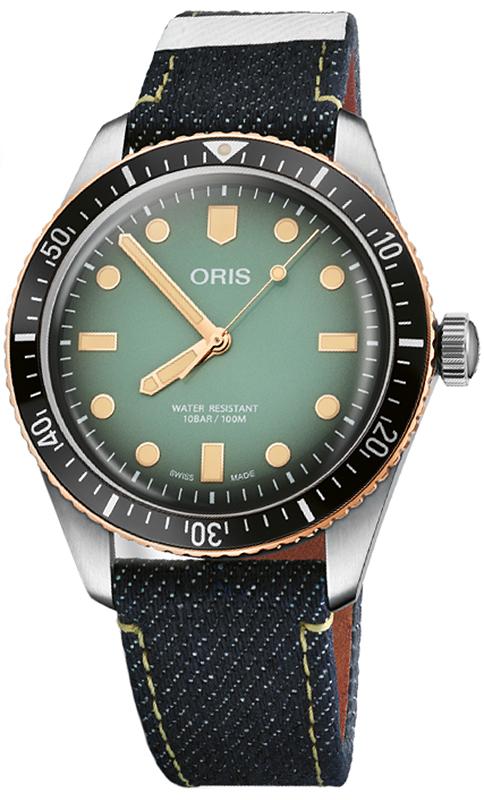 Oris 01 733 7707 4337-SET - zegarek męski