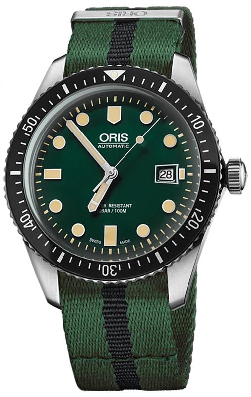 Oris 01 733 7720 4057-07 5 21 25FC - zegarek męski
