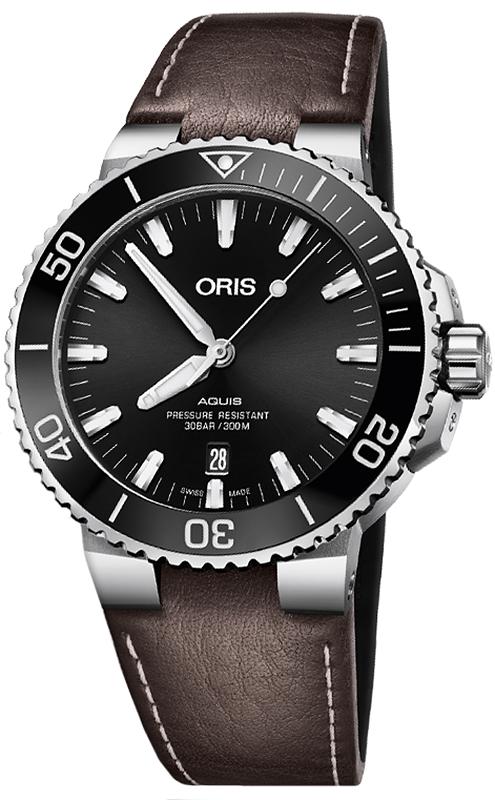 Oris 01 733 7730 4134-07 5 24 10EB - zegarek męski
