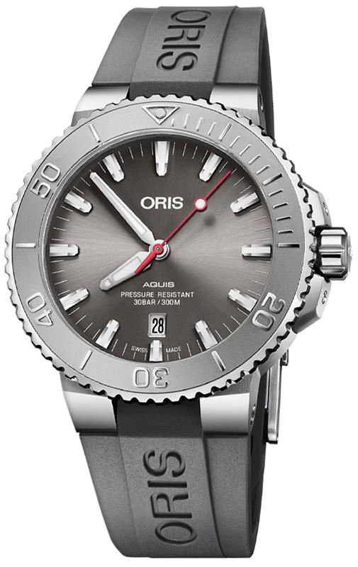 Oris 01 733 7730 4153-07 4 24 63EB - zegarek męski