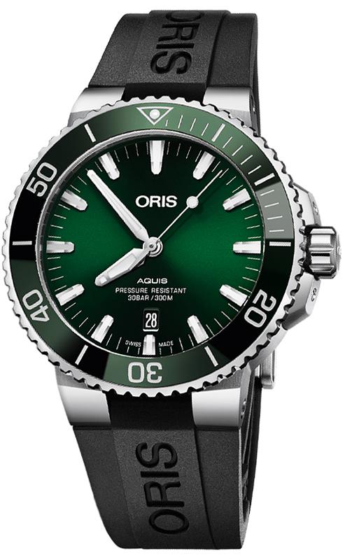 Oris 01 733 7730 4157-07 4 24 64EB - zegarek męski