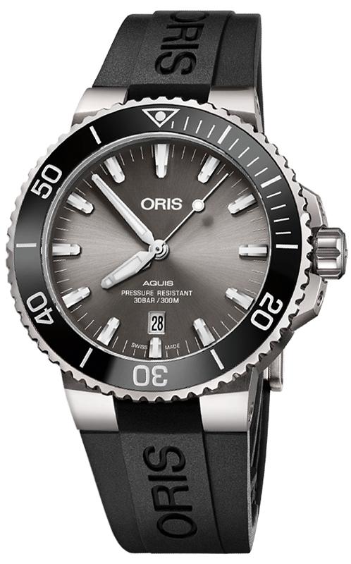 Oris 01 733 7730 7153-07 4 24 64TEB - zegarek męski