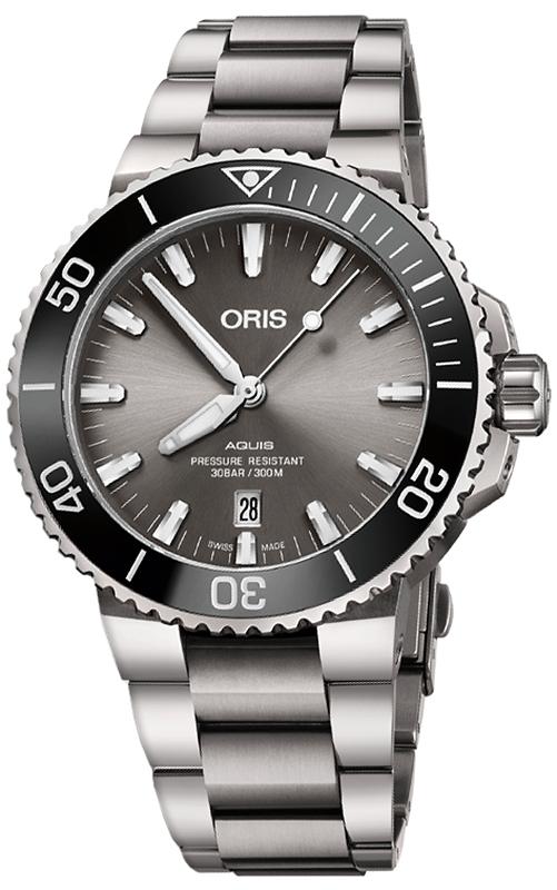 Oris 01 733 7730 7153-07 8 24 15PEB - zegarek męski