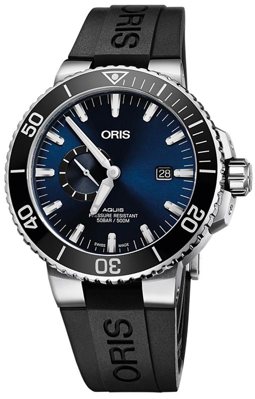 Oris 01 743 7733 4135-07 4 24 64EB - zegarek męski